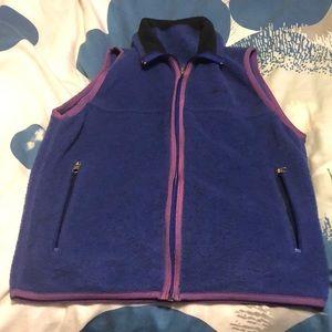 Patagonia women's vest Vintage
